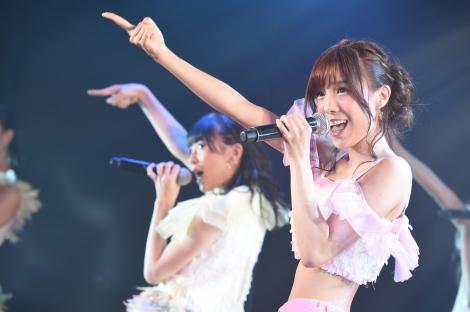 岩本輝雄『青春は終わらない』公演初日より (18日、AKB48劇場)(C)AKS