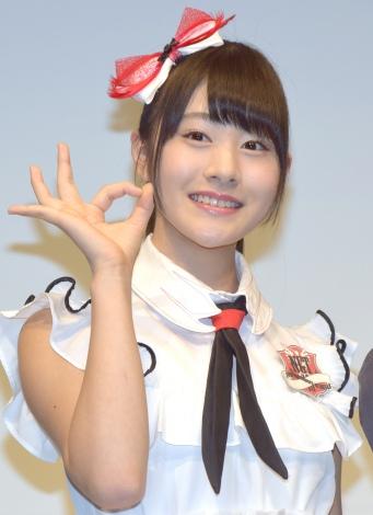 """画像・写真   NGT48・""""1期生""""加藤美南、お披露目1ヶ月で堂々のPR活動 2 ..."""