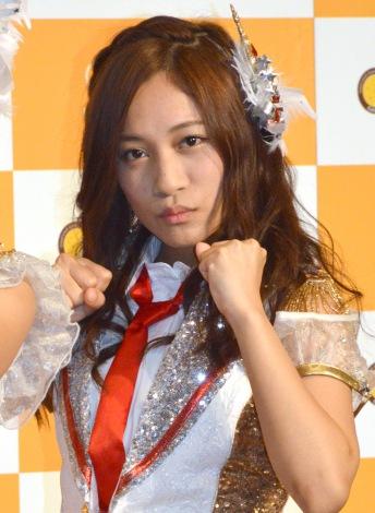 CoCo壱番屋×SKE48コラボキャンペーン3周年記念記者発表会に出席した斉藤真木子 (C)ORICON NewS inc.