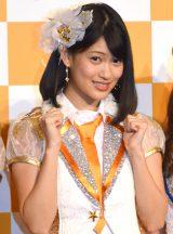 CoCo壱番屋×SKE48コラボキャンペーン3周年記念記者発表会に出席した東李苑 (C)ORICON NewS inc.