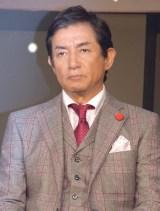 舞台『MORSE-モールス-』の制作発表会に出席した田中健 (C)ORICON NewS inc.