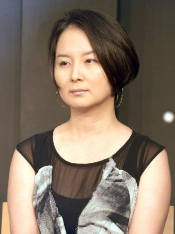 舞台『MORSE-モールス-』の制作発表会に出席した瀬戸山美咲氏 (C)ORICON NewS inc.