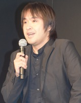 舞台『MORSE-モールス-』の制作発表会に出席した深作健太氏 (C)ORICON NewS inc.