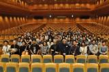 山田洋次監督も会場を訪れた