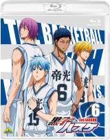 『黒子のバスケ 3rd SEASON』Blu-ray第6巻(C)藤巻忠俊/集英社・黒子のバスケ製作委員会