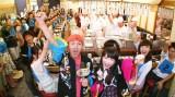 『元祖!大食い王決定戦新絶対王者襲名戦』テレビ東京系で9月27日放送(C)テレビ東京