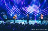 『Apple Music Festival』に3年ぶりに出演したワン・ダイレクション