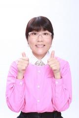 光浦靖子は初めて情報番組のレギュラーコメンテーターを務める (C)テレビ東京