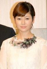 離婚したことを発表した真木よう子 (C)ORICON NewS inc.