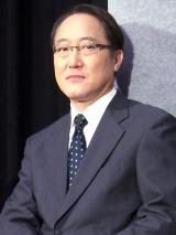 NHKドラマ『破裂』試写会に出席した佐野史郎 (C)ORICON NewS inc.