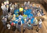 来年から放送開始するアニメ『暗殺教室』2期のビジュアル (C)松井優征/集英社・アニメ「暗殺教室」製作委員会
