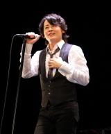 発売前のニューアルバム『Magic Hour』を収録曲順に披露した河村隆一