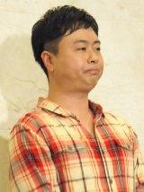 急性すい炎で入院したことを発表した次長課長・河本準一 (C)ORICON NewS inc.