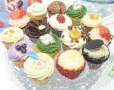 【ローラズ・カップケーキ東京】カラフルでキュートなカップケーキ (C)oricon ME inc.