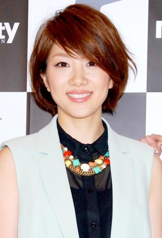 サムネイル 第1子男児の出産を発表した潮田玲子 (C)ORICON NewS inc.