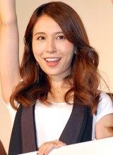 映画『ピッチ・パーフェクト2』スペシャルプレミアイベントに出席したMay J. (C)ORICON NewS inc.
