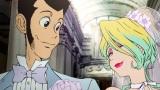 30年ぶり新テレビシリーズで新キャラのレベッカとルパンが結婚! 原作:モンキー・パンチ(C)TMS