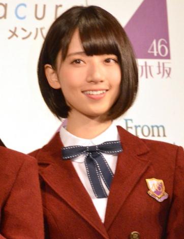『From AQUA×乃木坂46』の新CM発表会に出席した橋本奈々未 (C)ORICON NewS inc.