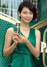 森永乳業『300 PARMESAN Collection』PRイベントに出席した相武紗季 (C)ORICON NewS inc.