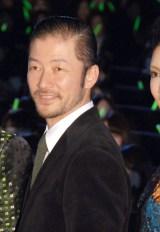 映画『グラスホッパー』完成披露試写会に出席した浅野忠信 (C)ORICON NewS inc.
