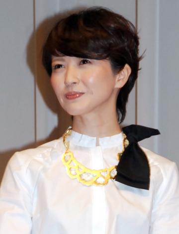 サムネイル 一般男性との再婚を報告した三浦理恵子 (C)ORICON NewS inc.