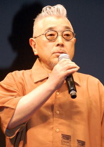 映画『GONIN サーガ』プレミア試写会に登場した石井隆監督 (C)ORICON NewS inc.