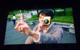 富士フイルム『チェキ』新製品発表会で公開された東出昌大出演のCMカット (C)ORICON NewS inc.