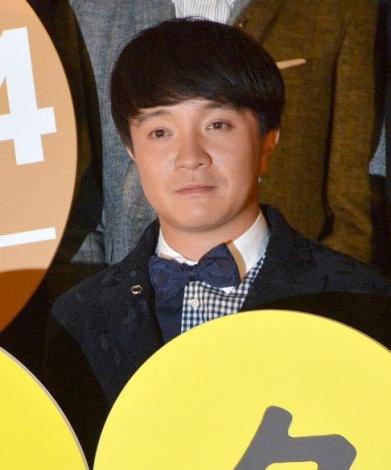 映画『ボクは坊さん。』の完成披露試写会に出席した濱田岳 (C)ORICON NewS inc.