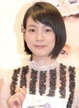 TOKYO FM『SCHOOL OF LOCK!』内コーナー『GIRLS LOCKS!』のパーソナリティーを卒業した能年玲奈 (C)ORICON NewS inc.