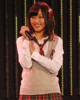 本格復帰を宣言したNMB48の上枝恵美加 (C)ORICON NewS inc.
