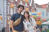 映画『ママは日本へ嫁に行っちゃダメというけれど。』に出演する(左から)中野裕太、ジエン・マシュー