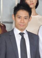 ドラマ『無痛〜診える眼〜』の制作発表会に出席した伊藤淳史 (C)ORICON NewS inc.