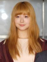 ドラマ『無痛〜診える眼〜』の制作発表会に出席した浜辺美波 (C)ORICON NewS inc.