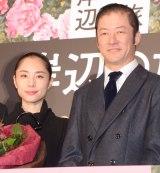 深津絵里(左)との夫婦役に「愛情や絆が芽生えた」と語った浅野忠信(右) (C)ORICON NewS inc.