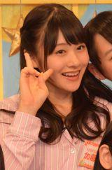 6日よりスタートする日本テレビ深夜番組『AKB48の今夜はお泊りッ』(毎週月曜 深夜1:29※関東ローカル)に出演する加藤美南 (C)ORICON NewS inc.