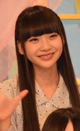 6日よりスタートする日本テレビ深夜番組『AKB48の今夜はお泊りッ』(毎週月曜 深夜1:29※関東ローカル)に出演する荻野由佳 (C)ORICON NewS inc.