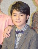 NHK木曜時代劇『ぼんくら2』の取材会に出席した加部亜門 (C)ORICON NewS inc.