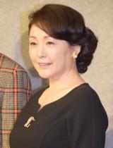NHK木曜時代劇『ぼんくら2』の取材会に出席した松坂慶子 (C)ORICON NewS inc.