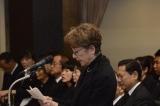 川島なお美さんの葬儀で弔辞を読み上げた倍賞千恵子
