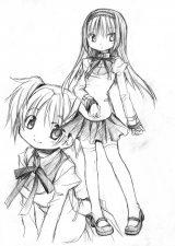 「魔法少女まどか☆マギカ」原案1 2010年 (C)Magica Quartet/Aniplex・Madoka Partners・MBS