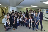 TOKYO FM開局45周年『NISSANあ、安部礼司 史上最大のワクワク大作戦 ABE-GIG in 日本武道館〜10年に一度の大家族会議』の出演者を集合カット
