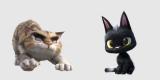 3DCG映画になる『ルドルフとイッパイアッテナ』(2016年夏公開)が『PON!』お天気コーナーに登場(C)2016「ルドルフとイッパイアッテナ」製作委員会