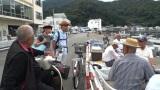 静岡・戸田に着いたらまずは港へ。どんな出会いが待っているのか(C)テレビ朝日