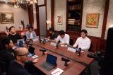 新番組『マツコ会議(仮)』(毎週土曜 後11:00)ではマツコ・デラックスとスタッフがVTR制作を会議(C)日本テレビ