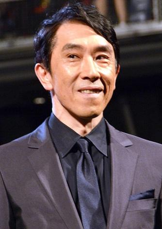 映画『ギャラクシー街道』完成披露試写会に出席した段田安則 (C)ORICON NewS inc.