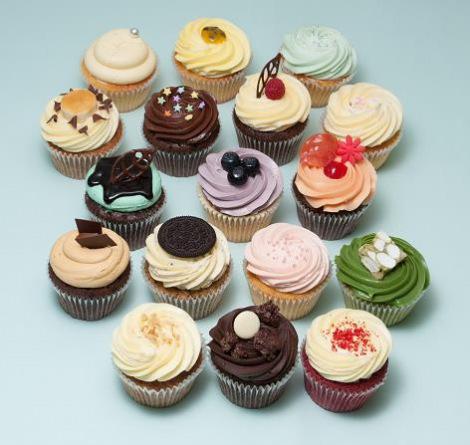 ロンドンの人気カップケーキ店が日本初上陸  最新ニュース ...
