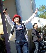 17年ぶりに故郷でライブを行った吉田美和は感無量 Photo by TEPPEI KISHIDA