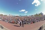 イベントには5000人が集まった Photo by TEPPEI KISHIDA