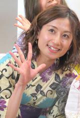 ラストライブ前の囲み取材に応じたアイドリング!!!の河村唯 (C)ORICON NewS inc.