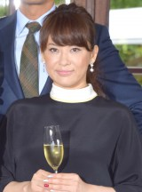 ドラマ『オトナ女子』の記者会見に出席した鈴木砂羽 (C)ORICON NewS inc.